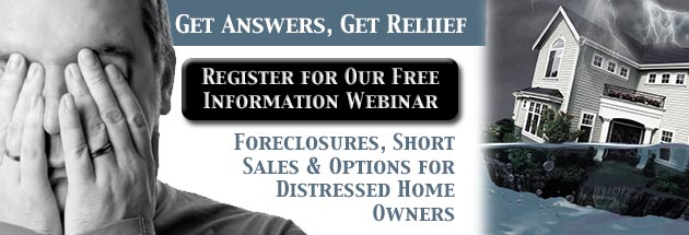Free foreclosure avoidance webinar