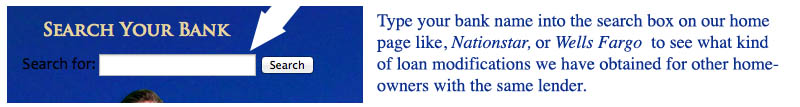 closed loan modifications